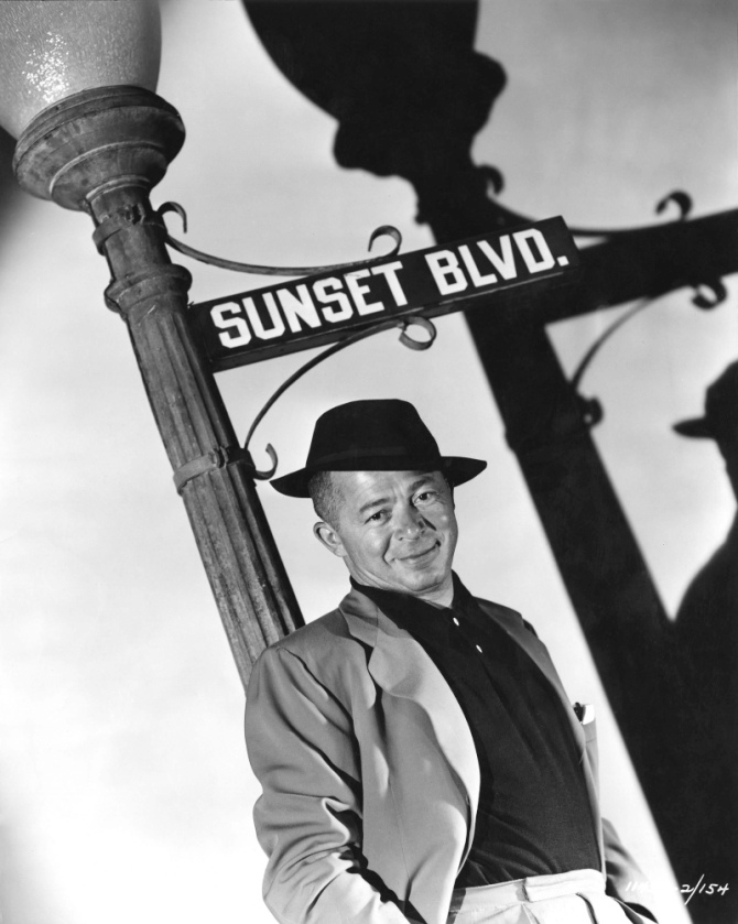 BILLY WILDER poster-sunset-boulevard