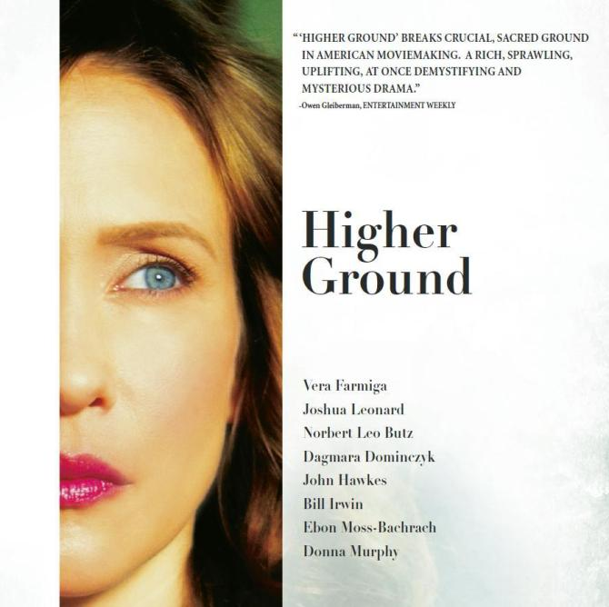 HIGHER GROUNDposter