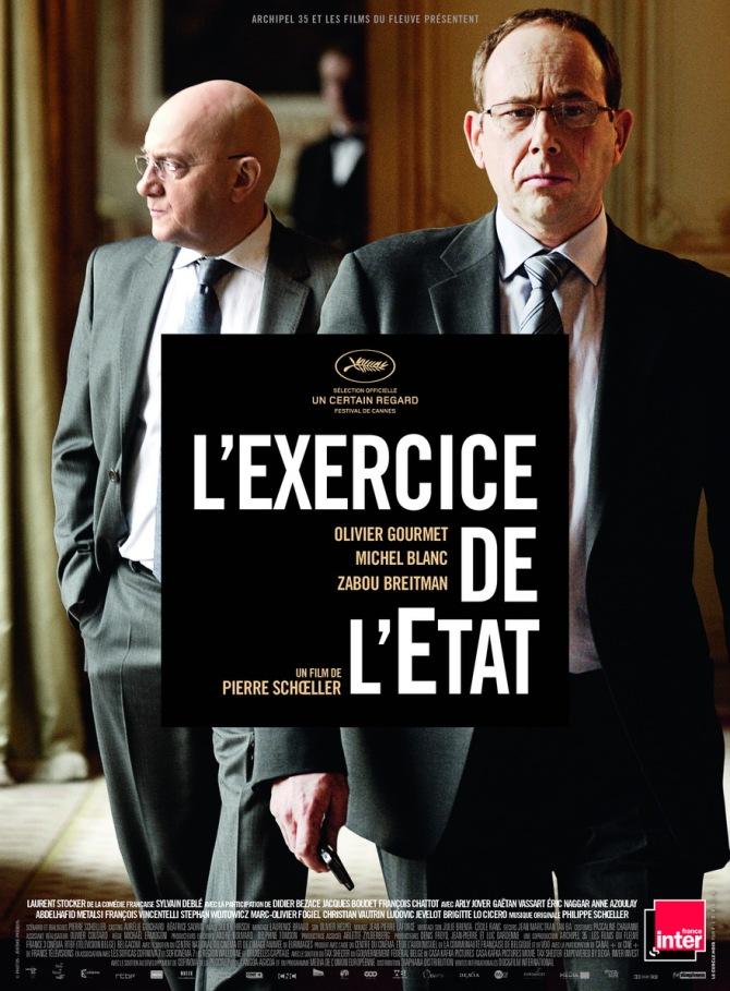 L' Exercise De L' Etat poster