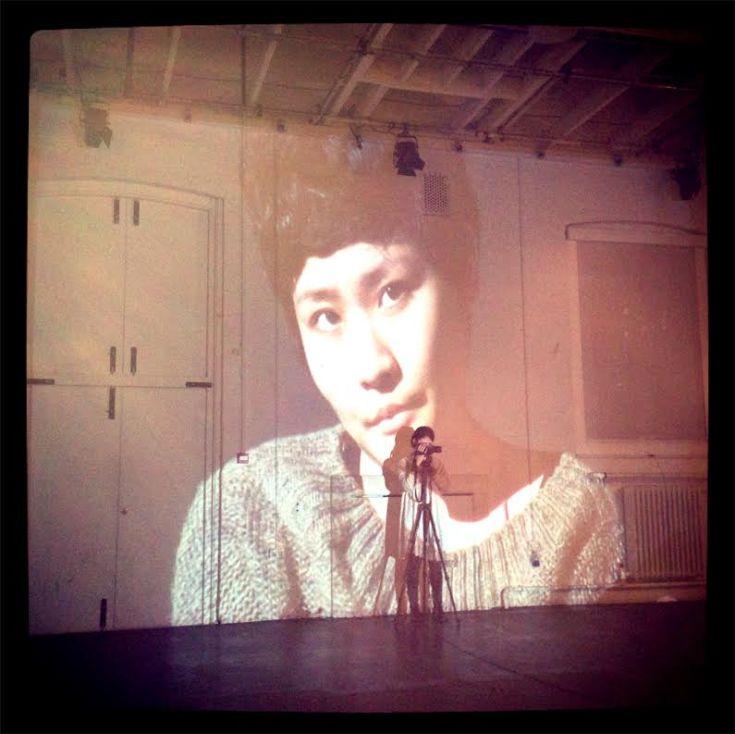 Symposio,Performance Eliza Sorogka