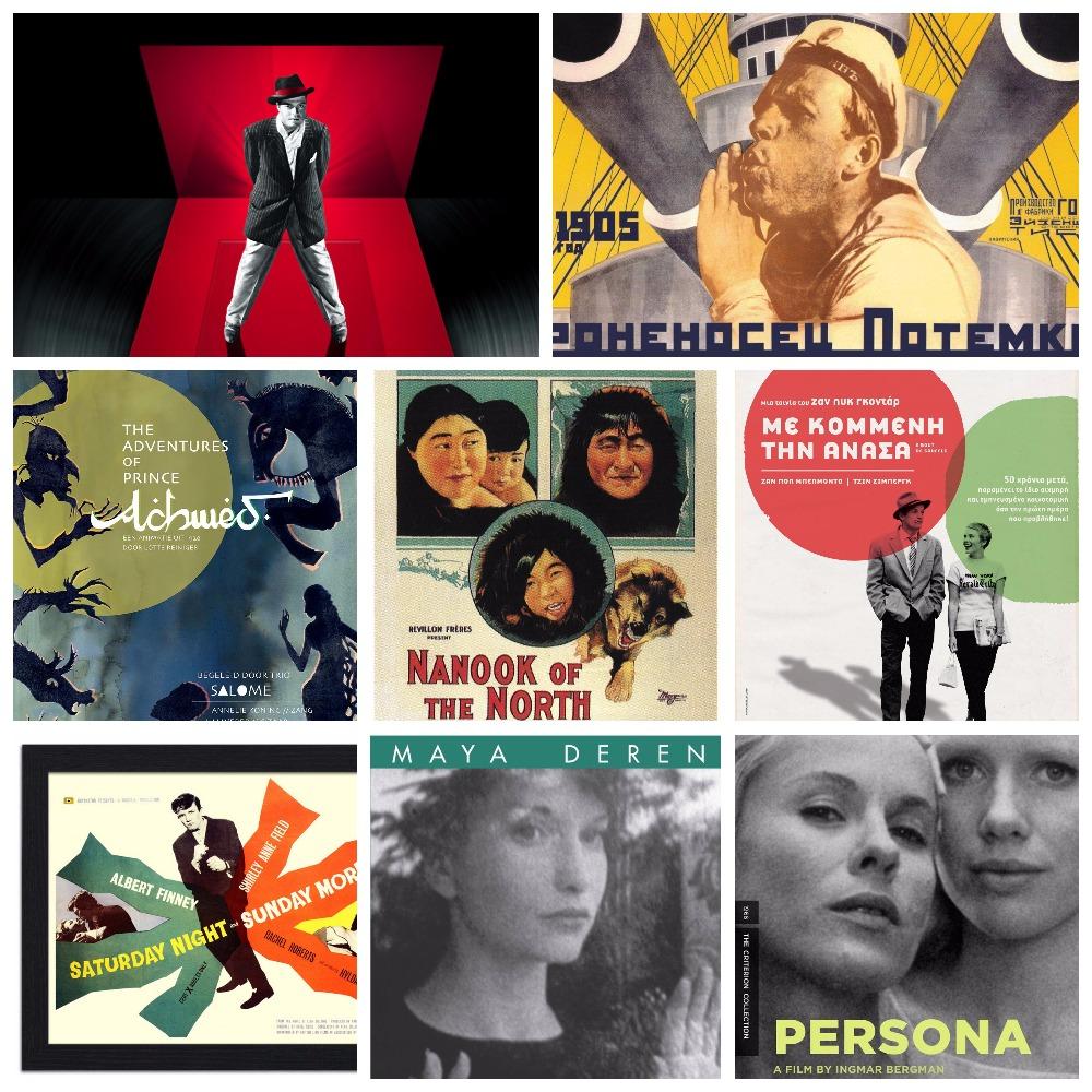 HISTORY OF CINEMA 01