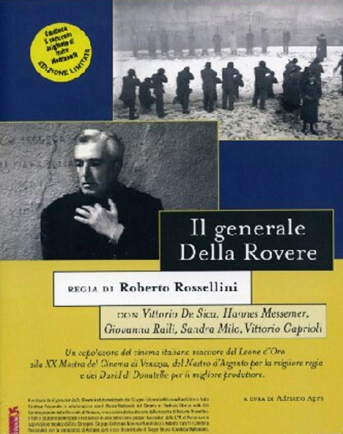 Il generale della Rovere poster 02