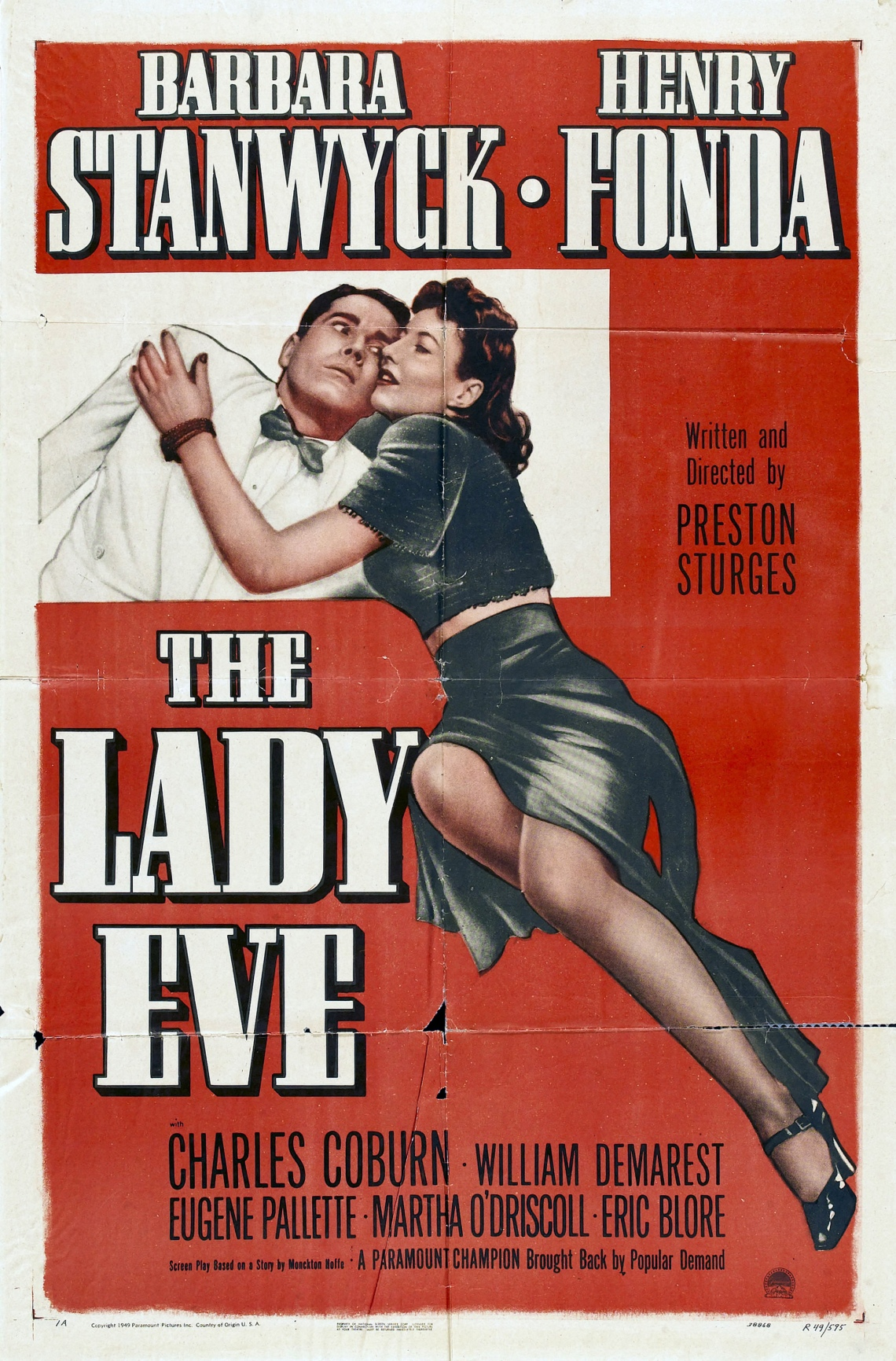 the-lady-eve-poster