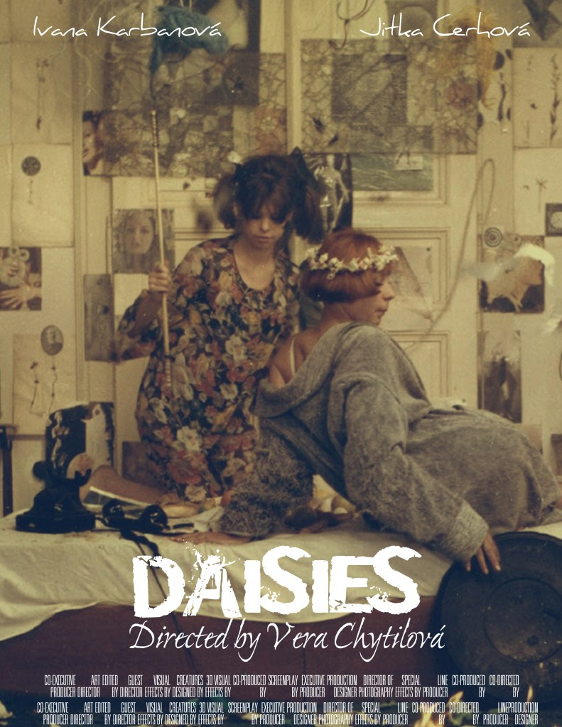 daisies-poster