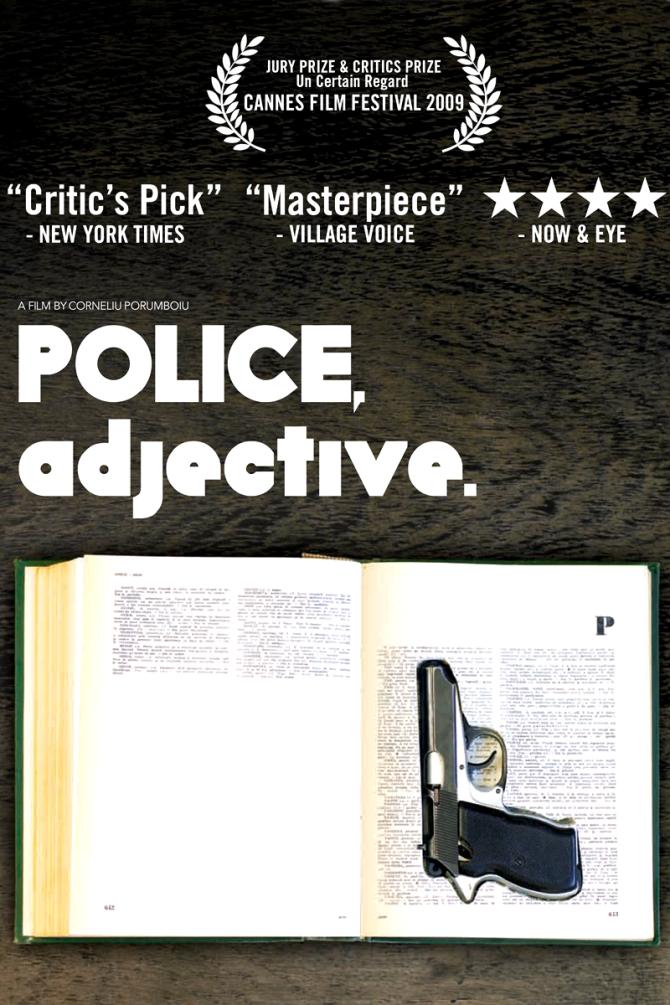 police-adjectiv