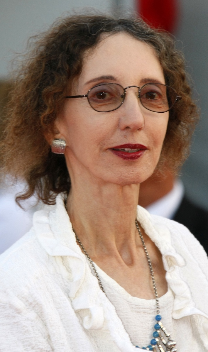 """FILE - In this Sept. 9, 2010 file photo, U.S. writer Joyce Carol Oates arrives for the screening of the film """" Fair Game """" at the 36th American Film Festival in Deauville, Normandy, France. On Friday, Feb. 10, 2012, Oates was announced in the newest class of inductees into the New Jersey Hall of Fame. The 2012 inductees were selected by voters online from a list of 50 historical figures, artists, entertainers and innovators who were announced in October. All have ties to the Garden State. (AP Photo/Michel Spingler, file)"""