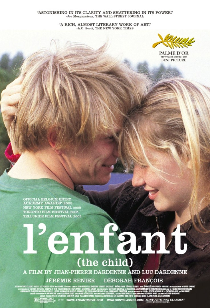 LEnfant.2005 poster