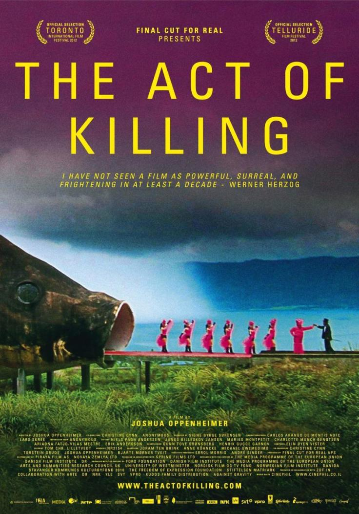 The Act of Killing +