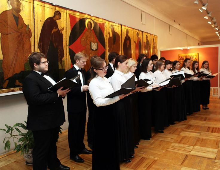 festival patmou Moscow Youth Chamber Choir