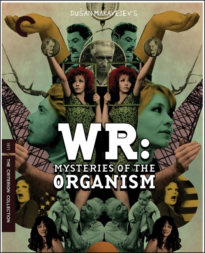 wr_ mysteries of the organism (1971)