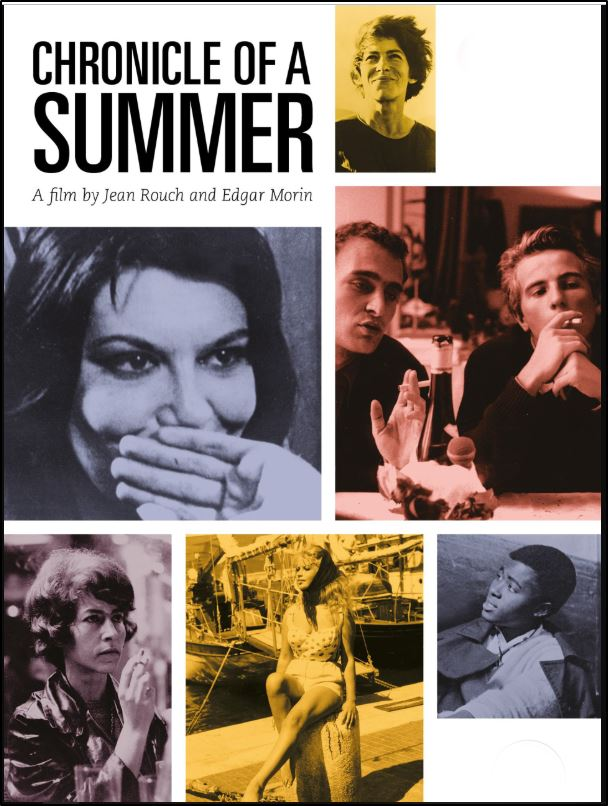 Chronicle of a Summer (1961) +