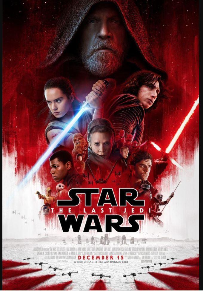 Jedi Star Wars The Last Jedi